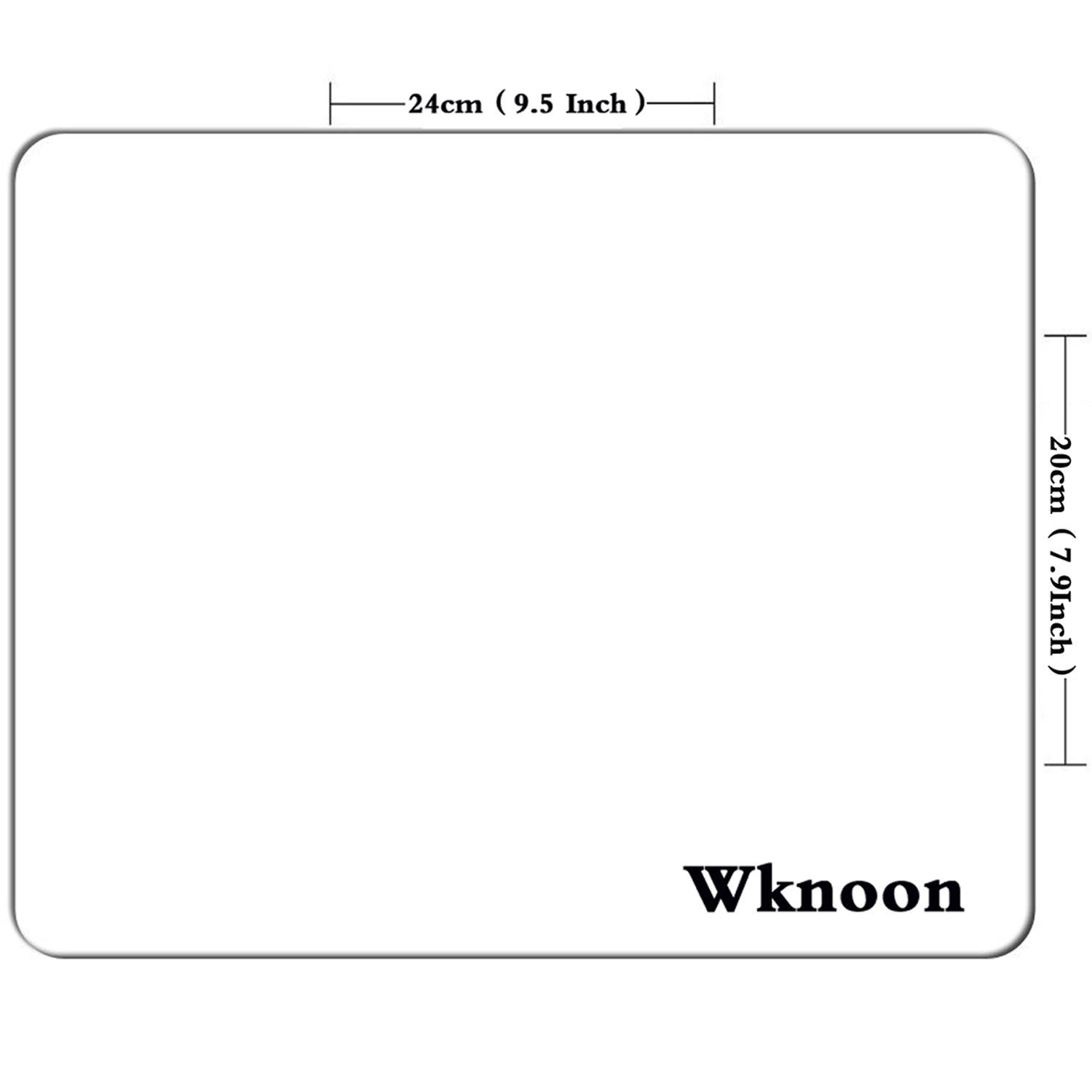 Amazon com : Wknoon Funny Milk Cow Gaming Mouse Pad, Milk Cow