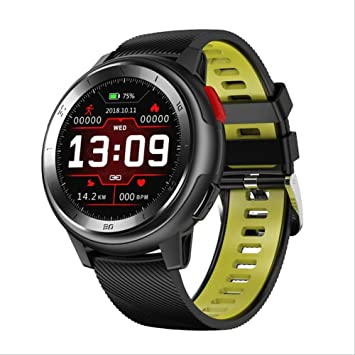 AASSXX Reloj inteligenteSmart Watch Pulsera Watch Faces Fitness ...