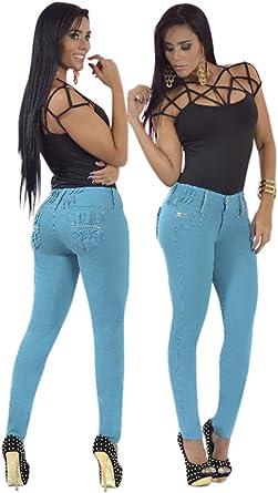 Malibu Boutique Azule Colombian Butt Lifting Jean 12241