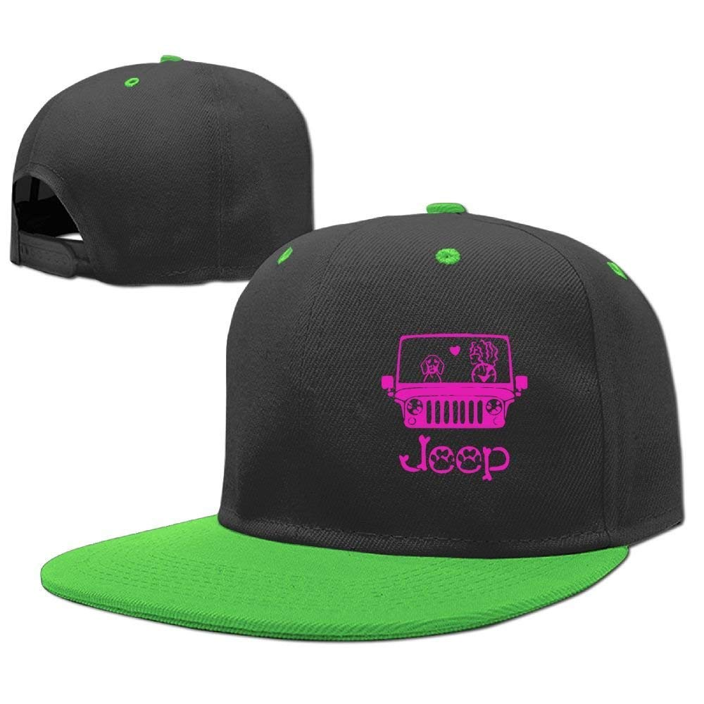 zengjiansm Gorras béisbol Hip Hop Baseball Cap Adjustable Hat Jeep ...
