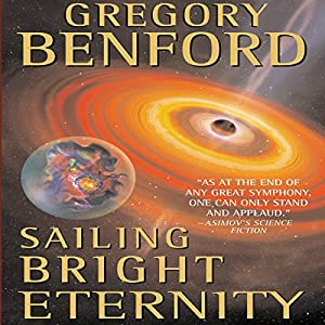 Sailing Bright Eternity Audiobook