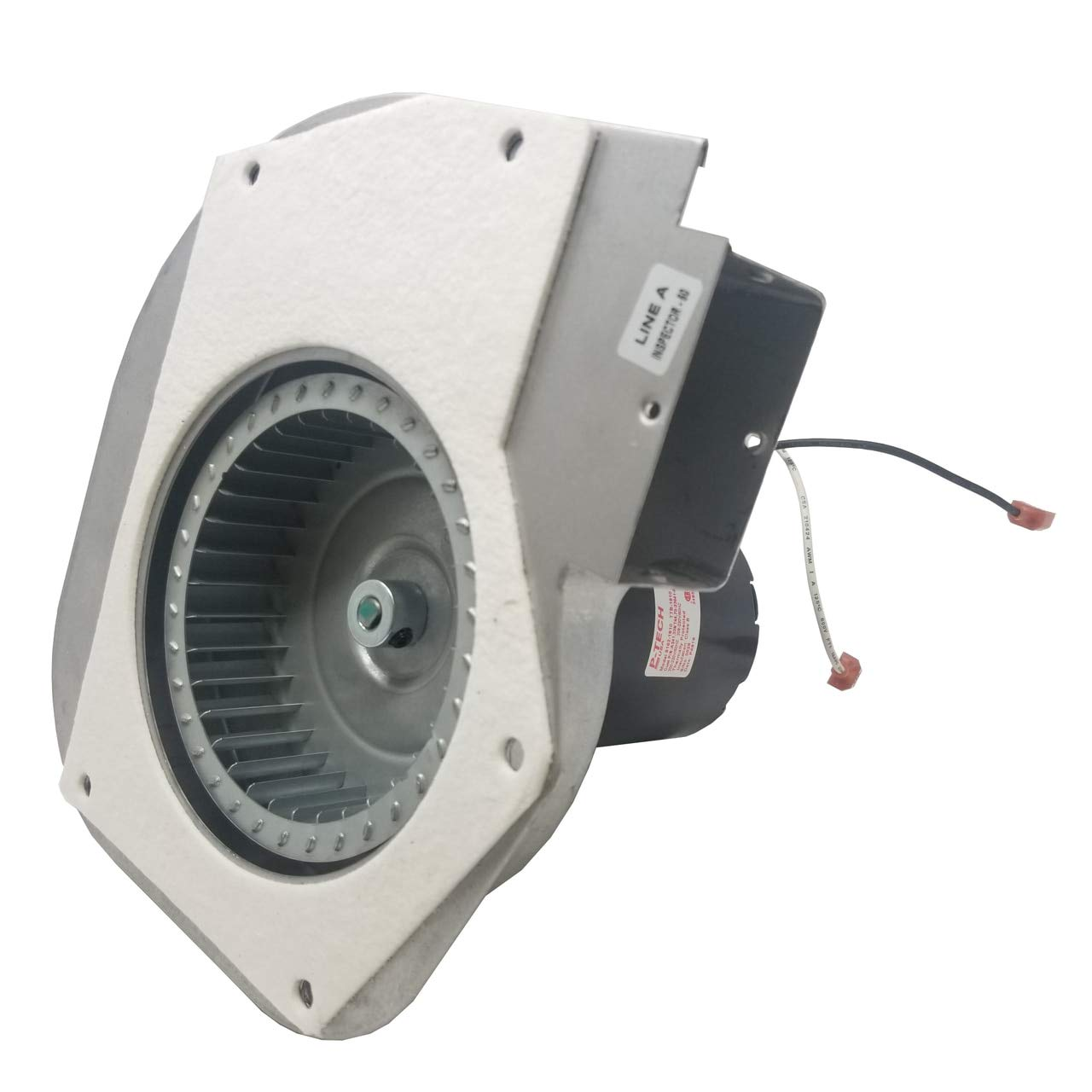 3.3 Inch Diameter Permanent Split Capacitor Centrifugal Blower | Replaces: Fasco A241 & Rheem/Ruud 7021-9567, 70-23641-81 by P-Tech (Image #2)