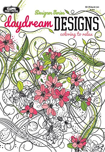 Download Adult Coloring - Designer Series - Daydream Designs pdf