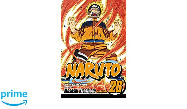NARUTO GN VOL 26 (C: 1-0-0): v. 26: Amazon.es: Masashi ...