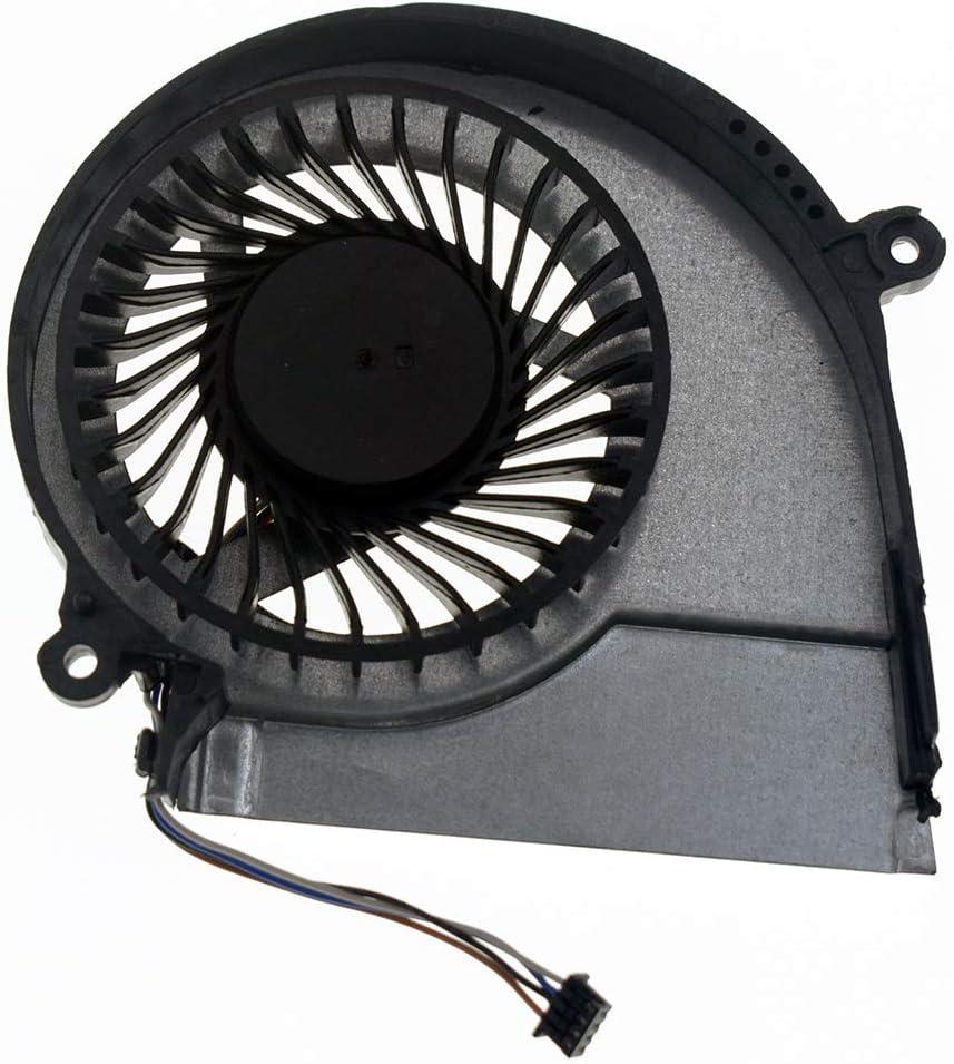 DREZUR CPU Cooling Fan Compatible for HP Pavilion 14-E 15-E 15-E000 15-E100 15-E043CL 17-E 17-E020DX TPN-Q120 Series Laptop 724870-001 725684-001 719860-001