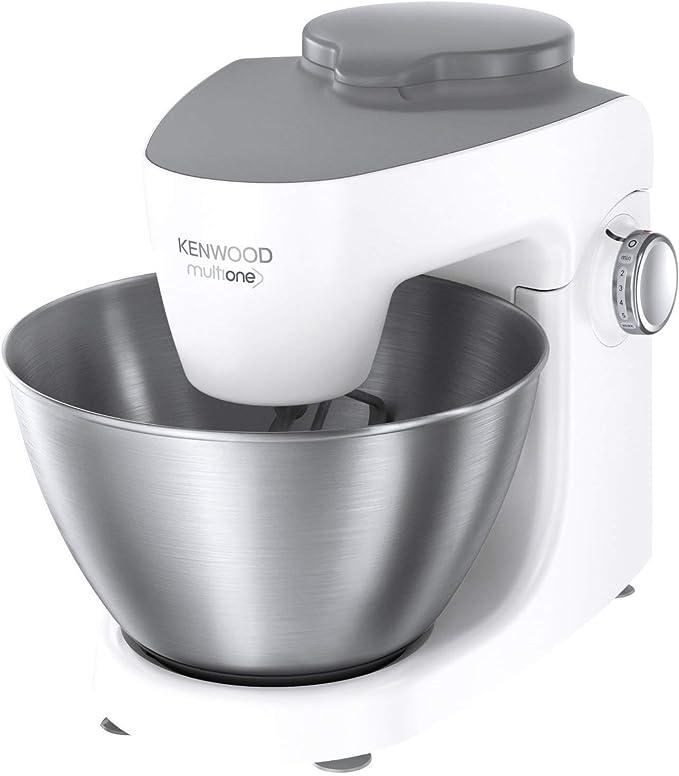 Kenwood MultiOne KHH300WH Stand Mixer - White (Certified Refurbished): Amazon.es: Hogar
