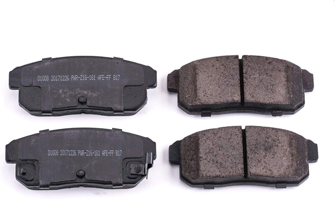 Power Stop 16-1008 Z16 Evolution Rear Ceramic Brake Pads