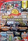 steel windows - Complete Franchise Collection: Hunting Unlimited, 18 Wheels of Steel, Prison Tycoon - 20 Games