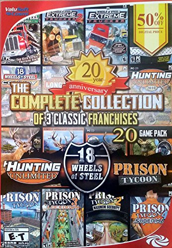 Cosmi Complete Franchise Collection: Hunting Unlimited, 1...
