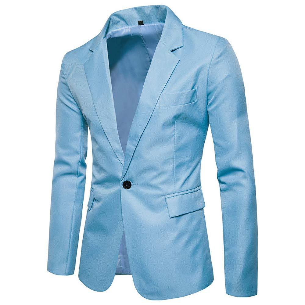 Pingtr Mens Personality Retro Business Jacket Classic Blazer Coat Slim Fit Wedding Dinner Tuxedo Blazer Jacket Waistcoat One Button Smart Formal Suits Jacket