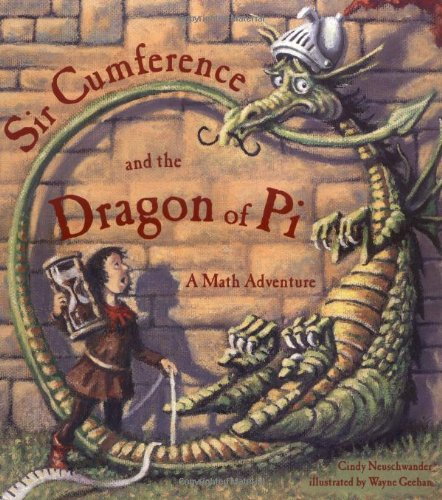 Image result for sir cumference and the dragon of pi