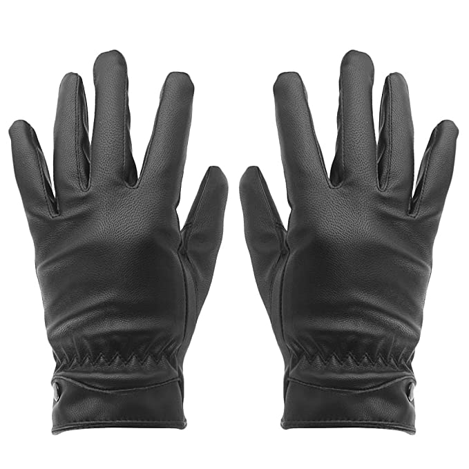 kunstleder handschuhe