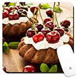 Best Luxlady Whipped Creams - Luxlady Suqare Mousepad 8x8 Inch Mouse Pads/Mat design Review