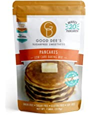Good Dees Cookie Mix Pancake Mix-sin gluten, sin grano, y hecha con