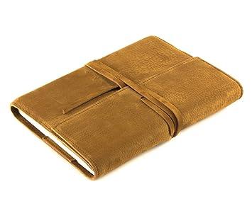 PA - 1459 Memo livre A5 avec ruban Nubuck cognac  Amazon.fr ... e57381536e4a1