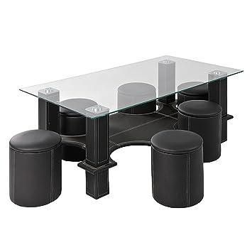 Couchtisch square - Otto glastisch ...