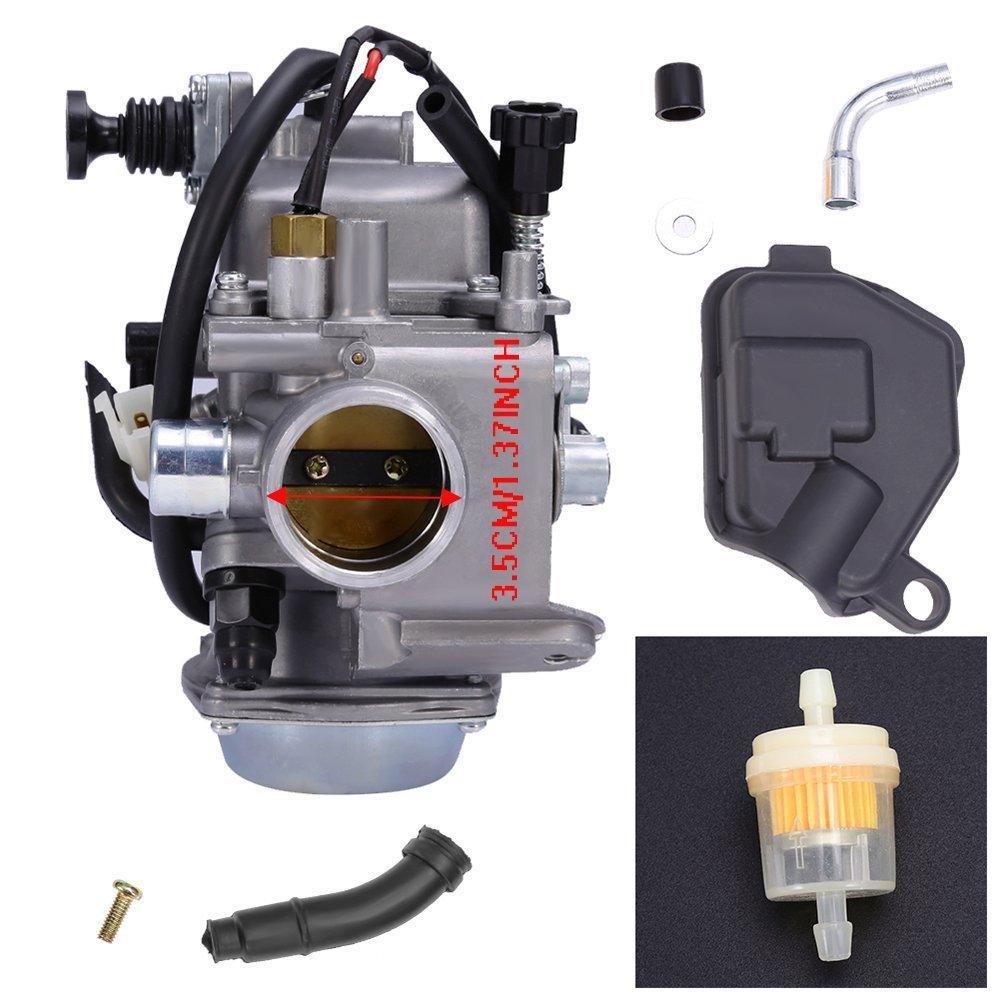 Carburetor for Honda TRX 350 TM FM FE TE TRX300 TRX400 FW TRX450 ATC 250 SX TRX450 FE FM Foreman Carb Anxingo