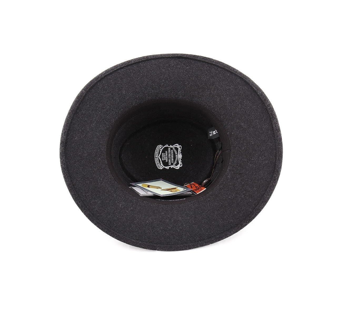 Classic Italy - Sombrero Fedora Hombre Nude Cordobes  Amazon.es  Ropa y  accesorios 0fe54ea10ec
