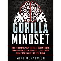 Deals on Gorilla Mindset Kindle Edition