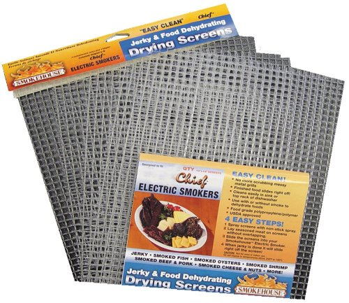 Smokehouse Products Little Chief Drying Screens (Smoker Smokehouse)