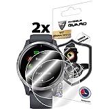 IPG for Garmin Venu GPS Smartwatch Screen Protector (2 Units) Invisible Ultra HD Clear Film Anti Scratch Skin Guard - Smooth/