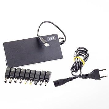 OME® Cargador Universal para Portátil, Netbook, Ultrabook de ...