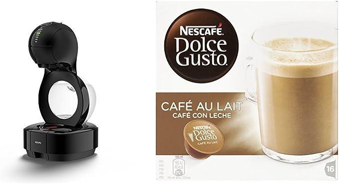 Pack Krups Dolce Gusto Lumio KP1308 - Cafetera de cápsulas, 15 ...