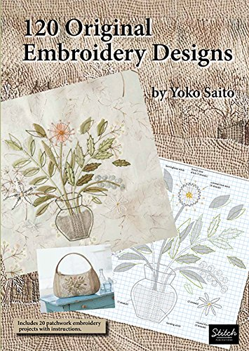 (120 Original Embroidery Designs)