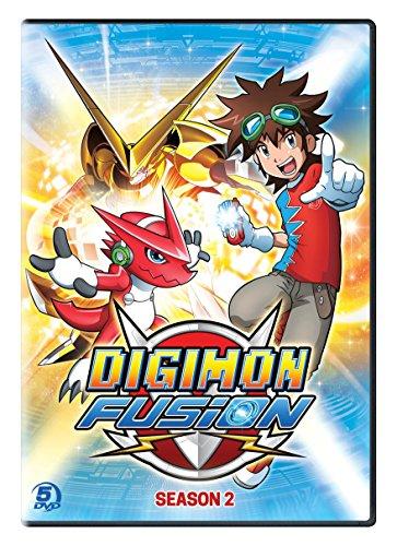 Digimon Fusion: Season 2 ()
