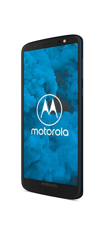 Motorola Moto G 6 Sim Doble 4g 32gb Indigo Smartphone 145 Cm 57 32 Gb 12 Mp Android 80 Oreo Indigo Versión Alemana