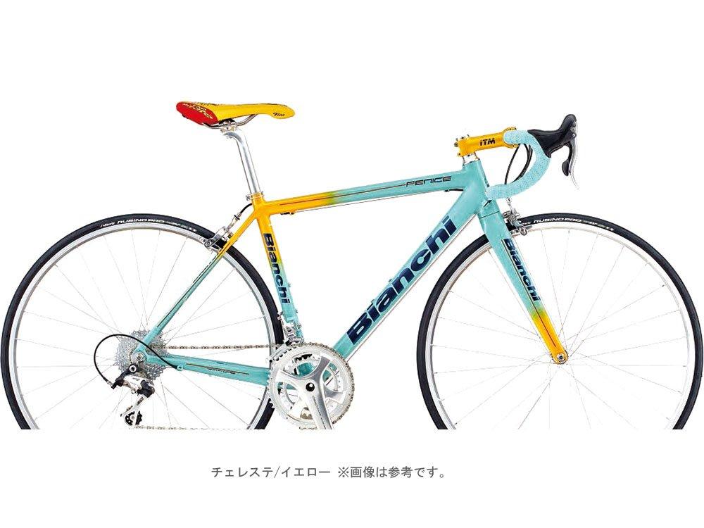 BIANCHI(ビアンキ) CYCLE 2018 FENICE PRO CENTAUR(2x11s)ロードバイク チェレステ/イエロー B07559F38X57