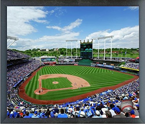 Kauffman Stadium Kansas City Royals 2016 Photo (Size: 12