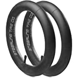 [2-Pack] 16'' x 1.75/2.125 Heavy Duty Thorn Resistant Inner Tire Tube for All Baby Trend Expedition Jogger Strollers…