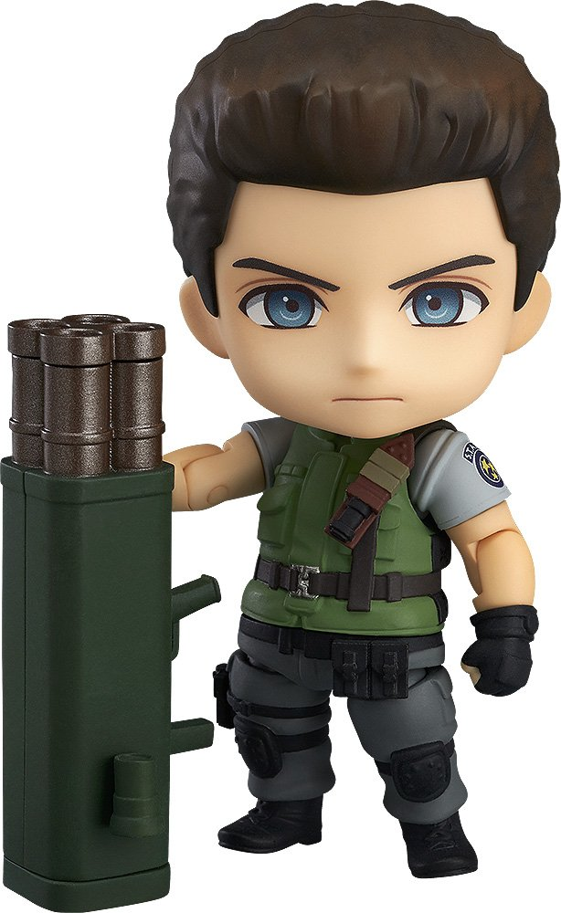 Good Smile Company g90243 Nendoroid Chris ROTfield Figur