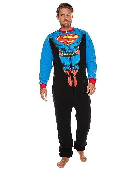 Superman pijama, DC Comics mono para hombre