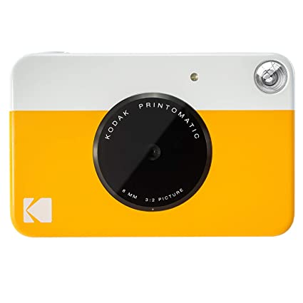 Kodak Printomatic Digital Instant Print Camera Yellow Full Color Prints On Zink Xquot