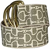 Equine Couture Designer Bit Cotton Belt (S)