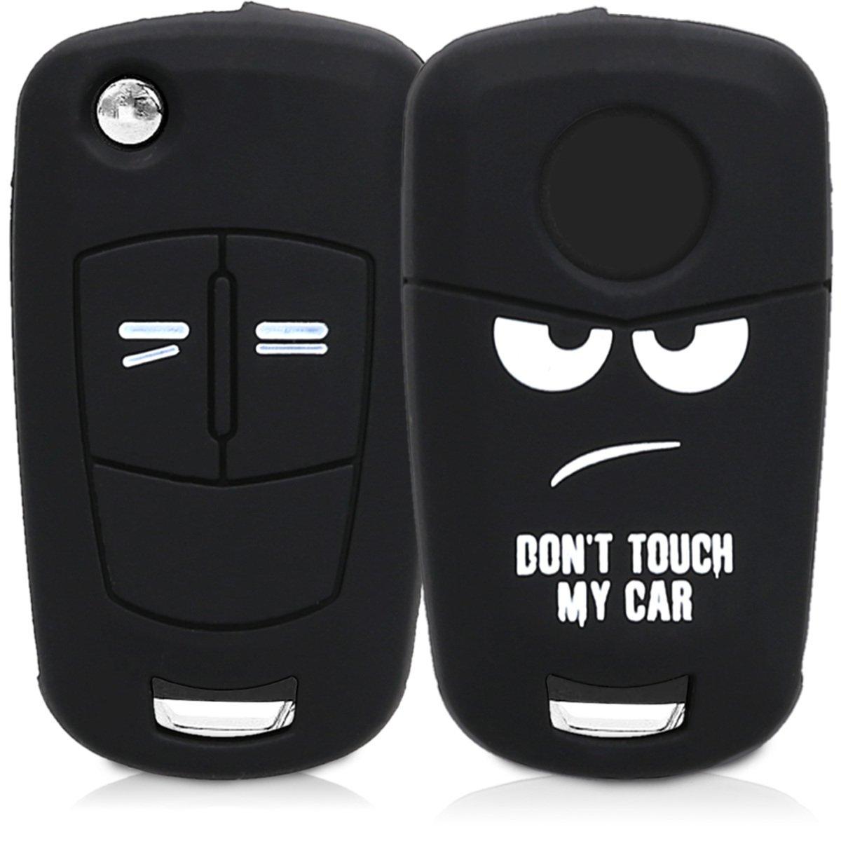 kwmobile Funda para Llave Plegable de 2 Botones para Coche Opel Vauxhall: Amazon.es: Electrónica
