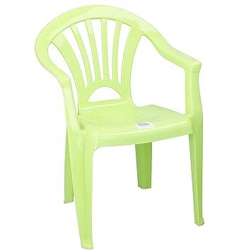 Silla de plástico para niños silla Ideal para Habitación de los ...