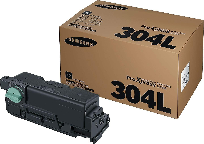 Samsung MLT-D304S Black Toner Cartridge Standard Yield 7,000 Yield