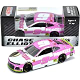Lionel Racing Chase Elliott 2019 Pink Hooters Give A Hoot BCA NASCAR Diecast Car 1:64 Scale