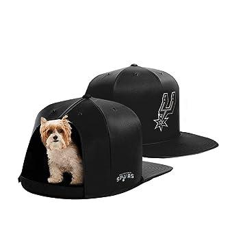Amazon.com: Cama para mascotas con diseño del equipo Spurs ...