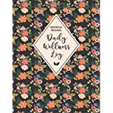 GREENLEAF WELLNESS Daily Wellness Log: A Daily Physical & Mental Wellness Tracking Journal for Women | 90 Days | Undated…