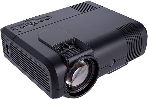 Qucking Light Proyector Portátil, Mini Proyector, Nuevo Mini ...