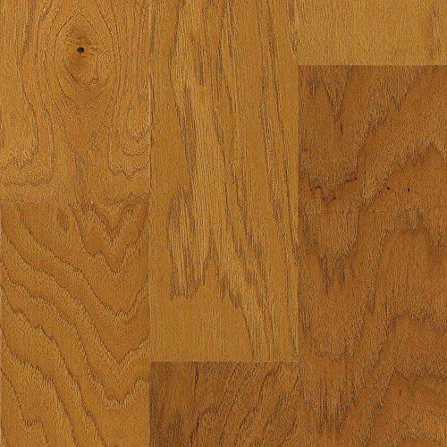 Shaw 3/8 in. x 3-1/4 in. Appling Caramel Engineered Hickory Hardwood Flooring (19.80 sq. ft. / case)