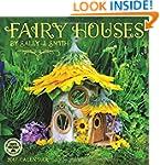 Fairy Houses 2017 Mini Wall Calendar