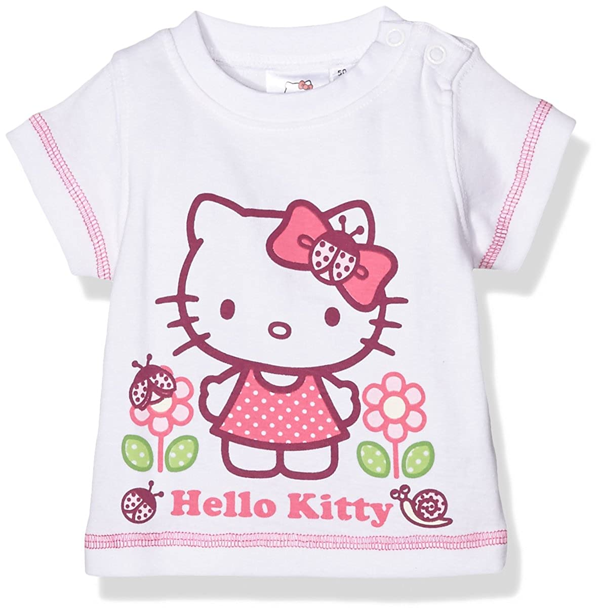 Twins - Hello Kitty 1 127 48, T-Shirt Unisex - Bimbi 0-24 Julius Hüpeden GmbH