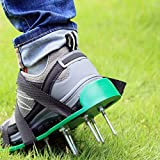 Lawn Aerator Shoes, Autley Lawn Aerator Sandals