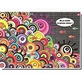 """""""Le poisson clown """"CL62 - Lali Carte Postale Jeu"""