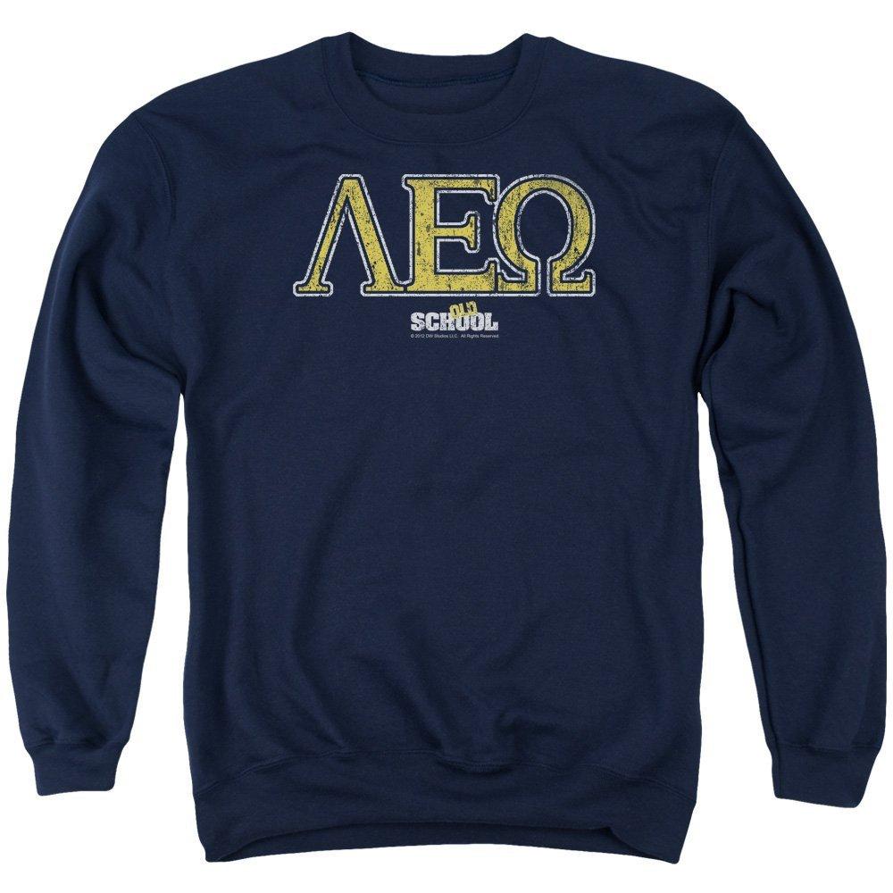 Old School Leo Adult Crewneck Sweatshirt